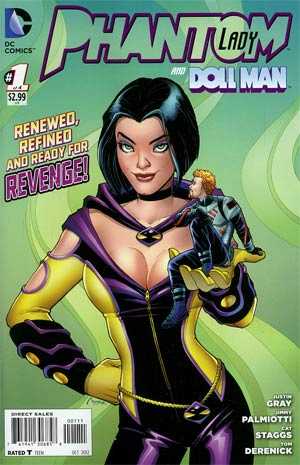 Phantom Lady Vol 3 #1