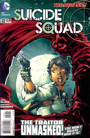Suicide Squad Vol 3 #12
