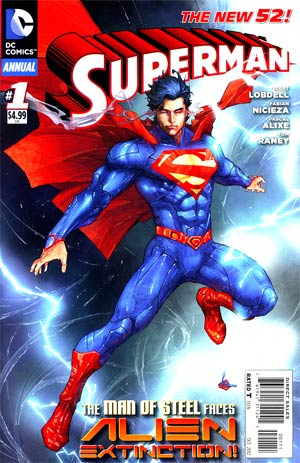 Superman Vol 4 Annual #1