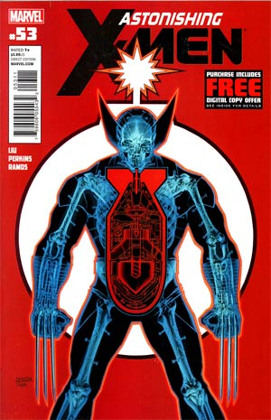 Astonishing X-Men Vol 3 #53