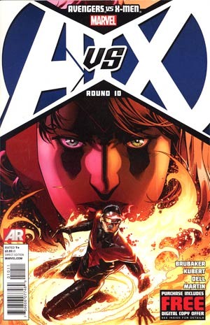 Avengers vs X-Men #10 Regular Jim Cheung Cover