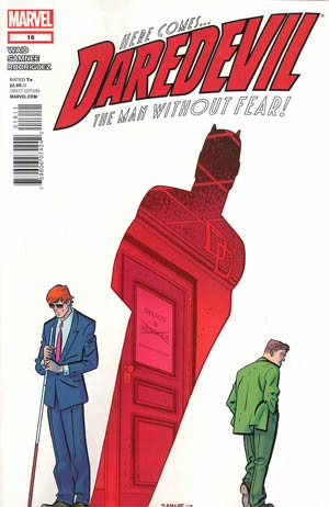 Daredevil Vol 3 #16