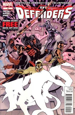 Defenders Vol 4 #9