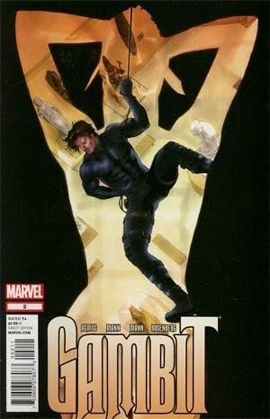 Gambit Vol 5 #2 1st Ptg