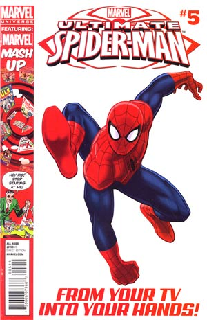 Marvel Universe Ultimate Spider-Man #5