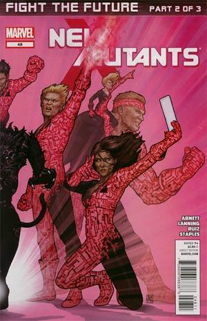 New Mutants Vol 3 #48
