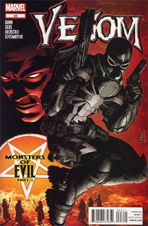 Venom Vol 2 #23 Regular Patrick Zircher Cover