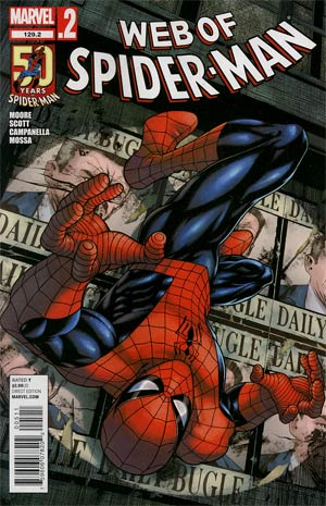 Web Of Spider-Man #129.2