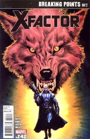 X-Factor Vol 3 #242