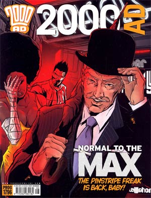 2000 AD #1796