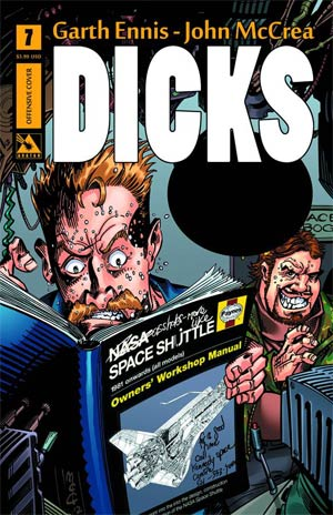 Dicks Color Edition #7 Offensive Cvr