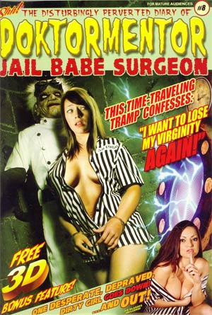 Disturbingly Perverted Diary Of Doktormentor Jail Babe Surgeon #8