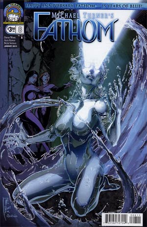 Fathom Vol 4 #8 Cover A Alex Konat