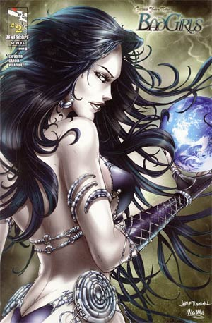 Grimm Fairy Tales Bad Girls #2 Cover B Jamie Tyndall