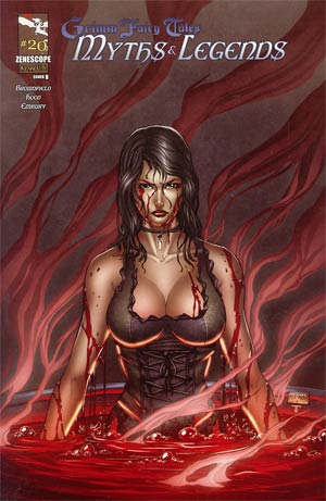 Grimm Fairy Tales Myths & Legends #20 Cover B Sheldon Goh