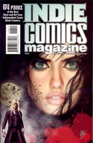 Indie Comics Magazine #6