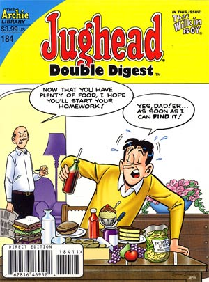 Jugheads Double Digest #184