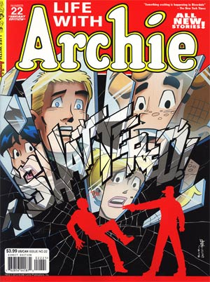 Life With Archie Married Life #22 Fernando Ruiz Cover