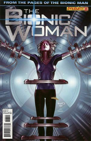 Bionic Woman Vol 2 #6