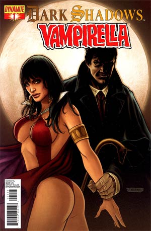 Dark Shadows Vampirella #1 Regular Fabiano Neves Cover