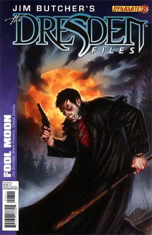 Jim Butchers Dresden Files Fool Moon Vol 1 #8