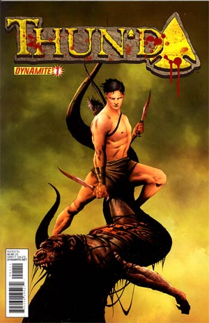 Thunda Vol 2 #1 Regular Jae Lee Cover
