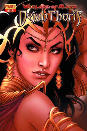 DO NOT USE Warlord Of Mars Dejah Thoris #18 Regular Cover (Filled Randomly With 1 Of 2 Covers)
