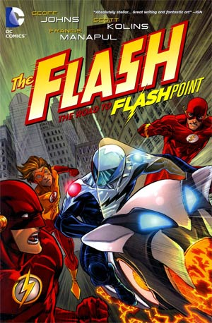 Flash The Road To Flashpoint TP