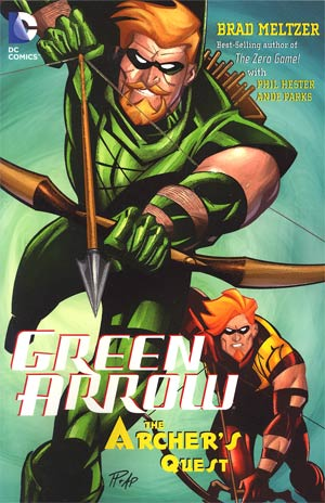 Green Arrow Vol 4 Archers Quest TP New Edition
