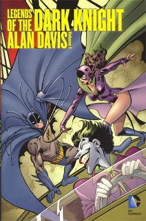 Legends Of The Dark Knight Alan Davis Vol 1 HC