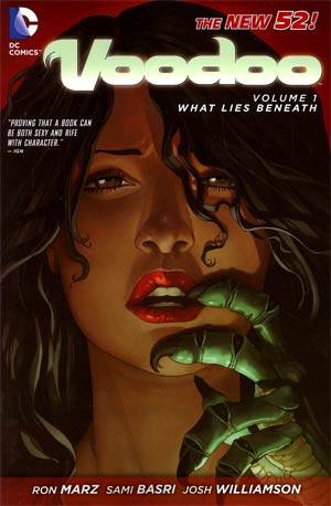 Voodoo (New 52) Vol 1 What Lies Beneath TP