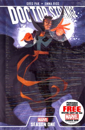 Doctor Strange Season One HC