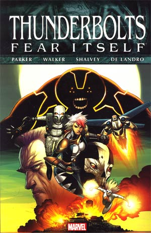 Fear Itself Thunderbolts TP