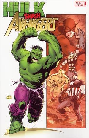 Hulk Smash Avengers TP