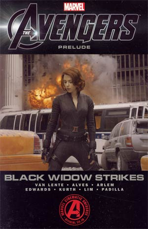 Marvels Avengers Prelude Black Widow Strikes TP