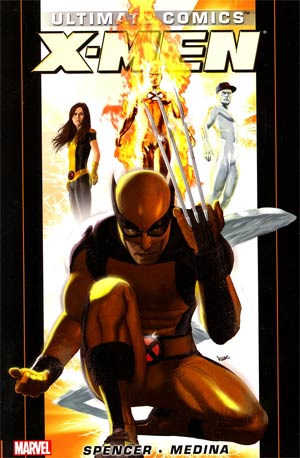 Ultimate Comics X-Men By Nick Spencer Vol 1 TP