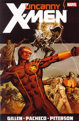 Uncanny X-Men By Kieron Gillen Vol 1 TP