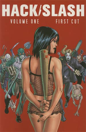 Hack Slash Vol 1 First Cut TP New Printing