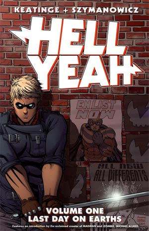 Hell Yeah Vol 1 Last Day On Earths TP