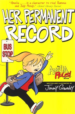Amelia Rules Vol 8 Her Permanent Record TP