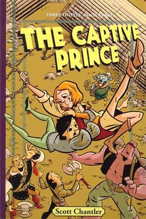 Captive Prince GN
