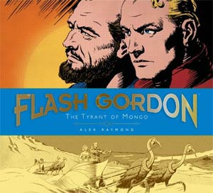 Complete Flash Gordon Library Vol 2 Tyrant Of Mongo HC