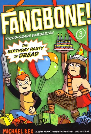 Fangbone Vol 3 Birthday Party Of Dread GN