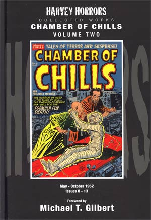 Harvey Horrors Collected Works Chamber Of Chills Vol 2 HC