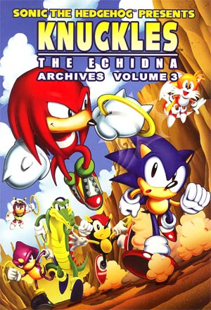 Knuckles The Echidna Archives Vol 3 TP