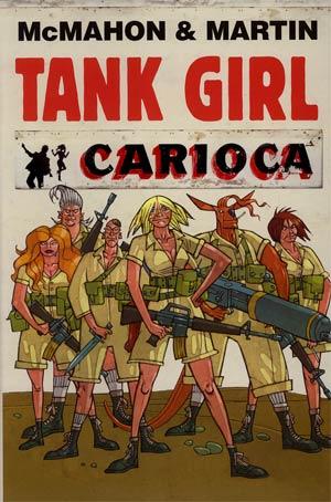 Tank Girl Carioca HC