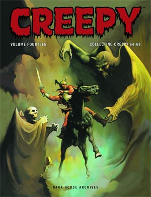 Creepy Archives Vol 14 HC