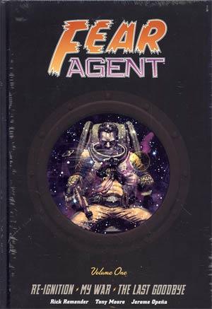Fear Agent Vol 1 HC