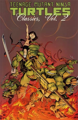 Teenage Mutant Ninja Turtles Classics Vol 2 TP