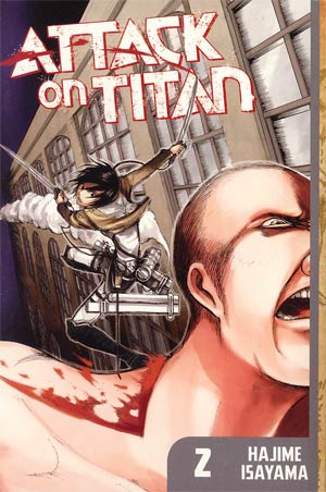 Attack On Titan Vol 2 GN